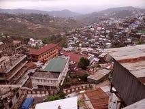 Ciudad de Kohima fotos de archivo