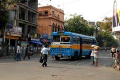 Ciudad de Kolkata fotos de archivo