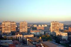 Ciudad de Kragujevac Fotos de archivo