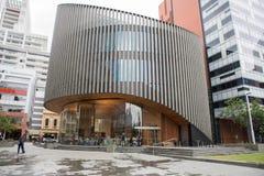 Ciudad de la biblioteca de Perth imagen de archivo