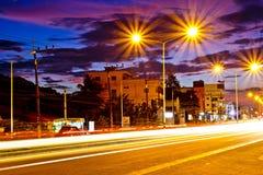 Ciudad de la canción de Thung Imágenes de archivo libres de regalías