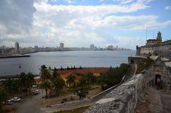 Ciudad de La Habana Fotos de archivo libres de regalías