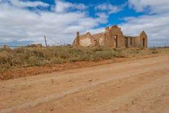 Ciudad de la harina de cereales, sur de Australia Fotografía de archivo libre de regalías
