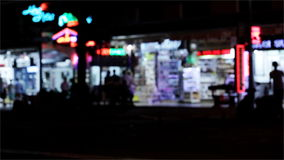 Ciudad de la noche metrajes