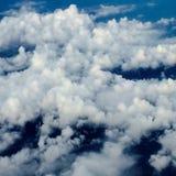 Ciudad de la nube Fotografía de archivo