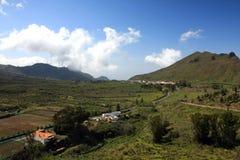 Ciudad de La Orotava en Tenerife Fotografía de archivo libre de regalías