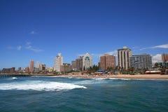 Ciudad de la playa Fotografía de archivo libre de regalías