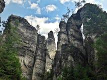 Ciudad de la roca Fotos de archivo
