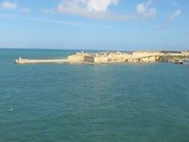 Ciudad de La Valeta - Malta Fotos de archivo libres de regalías