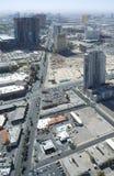 Ciudad de Las Vegas Fotografía de archivo libre de regalías