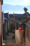 Ciudad de Lijiang Foto de archivo libre de regalías