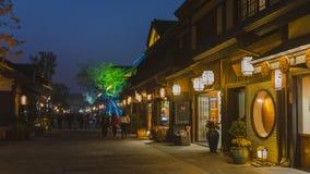 Ciudad de Lingshan, bahía de Linghua foto de archivo libre de regalías