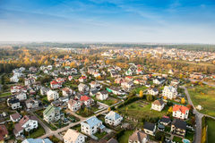 Ciudad de Lituania imágenes de archivo libres de regalías