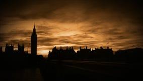 Ciudad de Londres almacen de metraje de vídeo