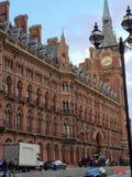 Ciudad de Londres, vacaciones Fotografía de archivo
