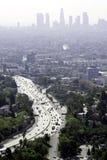 Ciudad de Los Ángeles Imagen de archivo libre de regalías