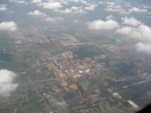 Ciudad de los megapolis de Bangkok Asia Tailandia Imagen de archivo