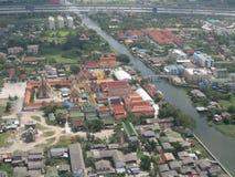 Ciudad de los megapolis de Bangkok Asia Tailandia Imagenes de archivo