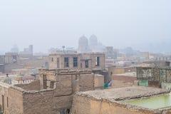 Ciudad de los muertos Fotografía de archivo