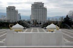 Ciudad de mármol en Asia Fotografía de archivo