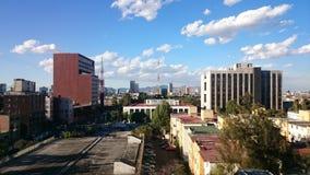 Ciudad de México Arkivfoton