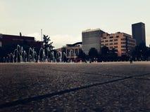 Ciudad de México, ³ n del revolucià Foto de archivo