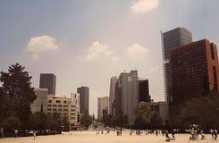 Ciudad de México Imagen de archivo