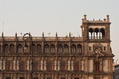 Ciudad de México Imagen de archivo libre de regalías