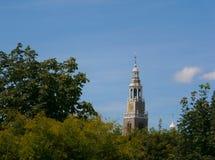 Ciudad de Maassluis Fotos de archivo libres de regalías