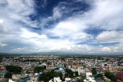 Ciudad de Maesai Foto de archivo libre de regalías