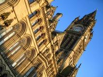 Ciudad de Manchester Fotografía de archivo libre de regalías