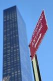 Ciudad de Manhattan Fotografía de archivo