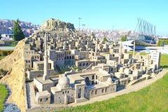 Ciudad de Mardin Foto de archivo libre de regalías