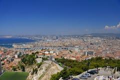 Ciudad de Marsella fotos de archivo libres de regalías