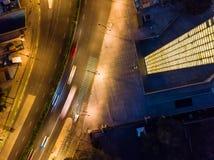 Ciudad de Mexico - Estela de luz Arkivfoton