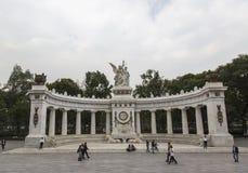 CIUDAD DE MEXIQUE - MEXIQUE : EN NOVEMBRE 2016 : Le central d'Alameda est un parc public situé dans le juarez d'avenue et le hida images libres de droits