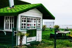 Ciudad de Mini Golf Course In Yalova del país Turquía Fotos de archivo libres de regalías