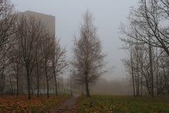 Ciudad de Minsk Imágenes de archivo libres de regalías
