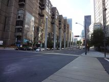 Ciudad DE Montreal Canadà ¡ Stad van Montreal Canada royalty-vrije stock fotografie