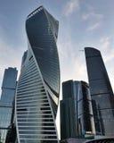 Ciudad de Moscú Foto de archivo libre de regalías