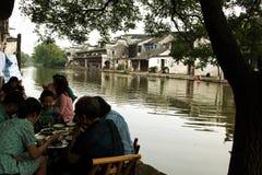 Ciudad de Nanxun Fotos de archivo