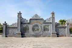 Ciudad de Ninh Binh Imagenes de archivo