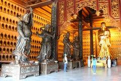 Ciudad de Ninh Binh Imagen de archivo libre de regalías