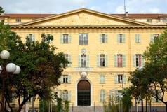 Ciudad de Niza - hospital central Fotografía de archivo