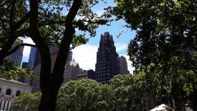 Ciudad de NY Foto de archivo libre de regalías