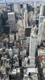 Ciudad de NY Fotografía de archivo libre de regalías