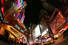 Ciudad de NY Fotos de archivo libres de regalías