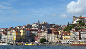 Ciudad 1 de Oporto Imagen de archivo