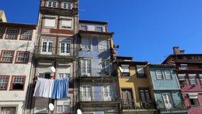 Ciudad de Oporto, Portugal Fotografía de archivo