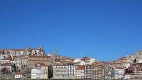 Ciudad de Oporto, Portugal Fotografía de archivo libre de regalías